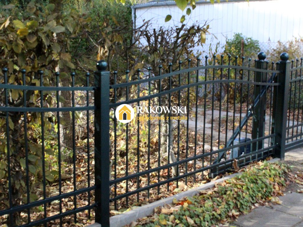 ogrodzenie kute p13 06