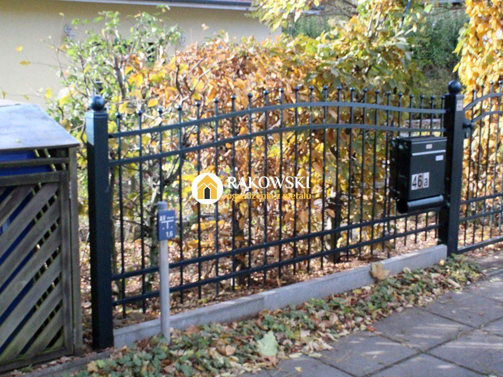ogrodzenie kute p13 07