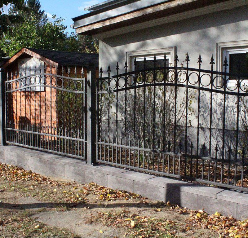 ogrodzenie kute p14 04