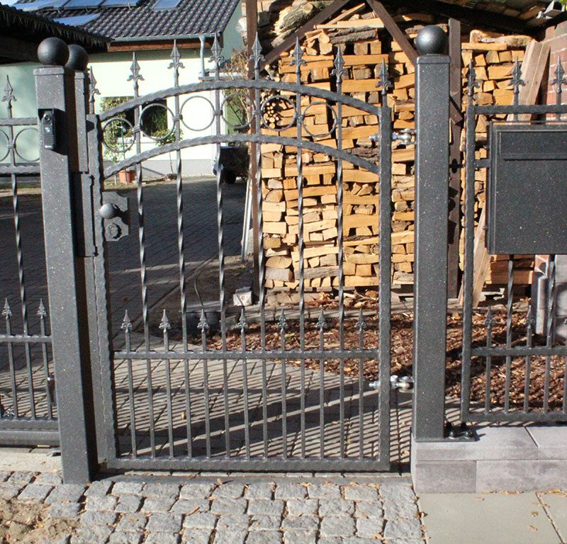 ogrodzenie kute p14 05