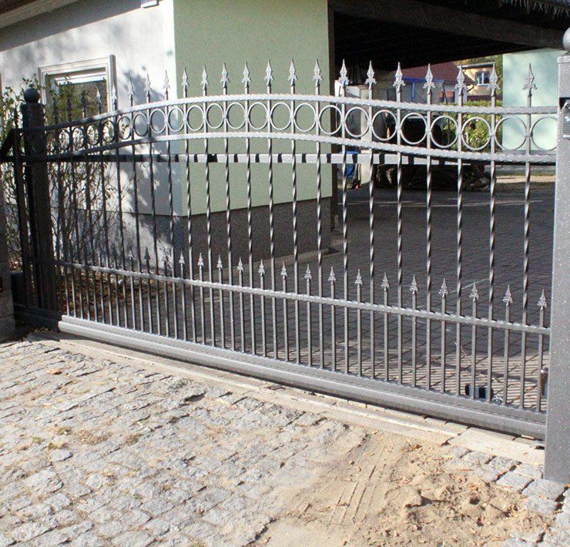ogrodzenie kute p14 06