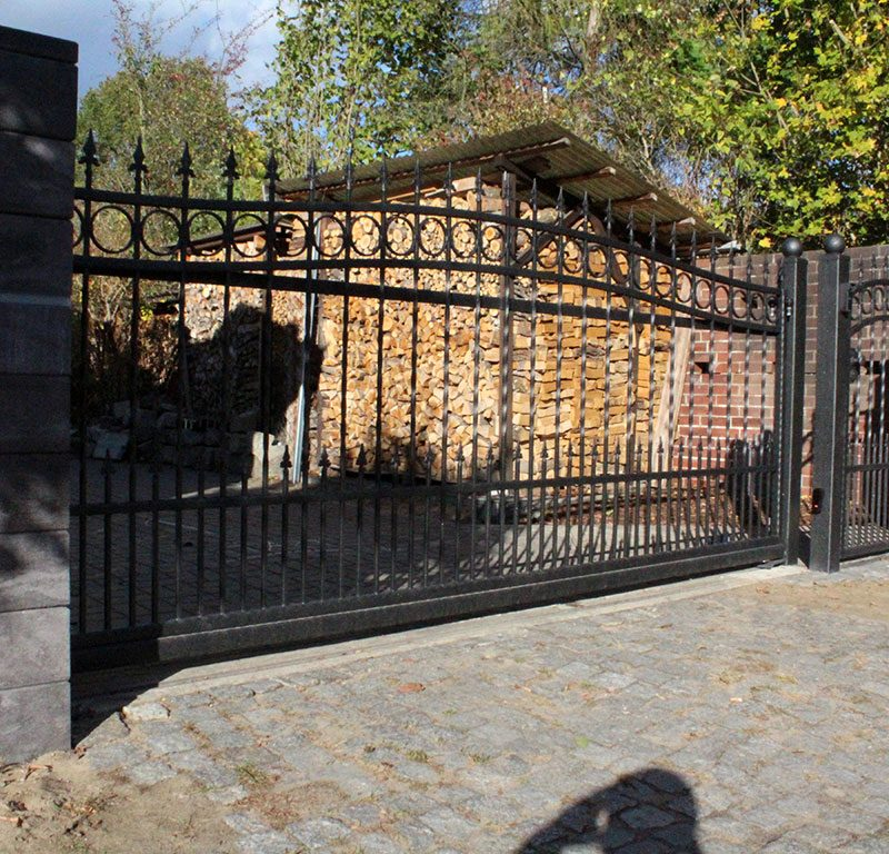 ogrodzenie kute p14 07